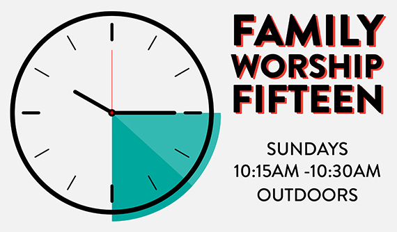 Family Worship Fifteen